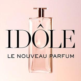 """Résultat de recherche d'images pour """"idôle lancôme parfum"""""""