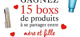 Jeu Beauty Success : box de produits de beauté à gagner