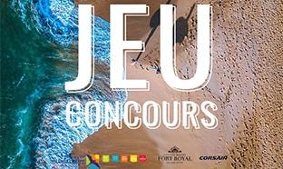 Jeu Longboard Stories : Voyage en Guadeloupe à gagner