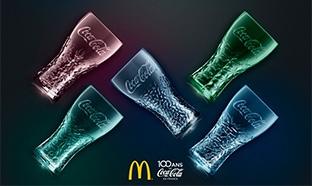 Jeu McDo Konbini : coffrets verres Coca-Cola à gagner