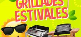 Jeu Grillades Estivals : Barbecues et planchas Somagic à gagner