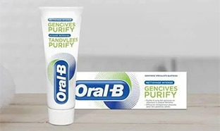 Jeu EDP : 100 dentifrices Oral-B Gencives Purify à gagner