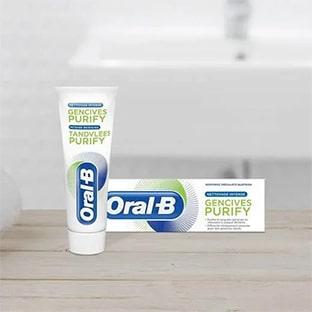 Jeu EDP : 100 dentifrices Oral-B Gencives Purify à gagner