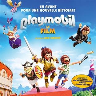 Jeu Playmobil le film : 198 places de ciné et 45 jouets à gagner