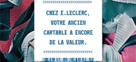Reprise cartable Leclerc : Bénéficier de 10€ en bon