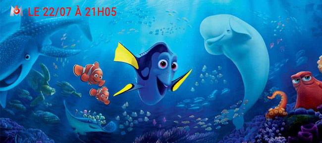 Programme TV Disney : Le Monde de Dory