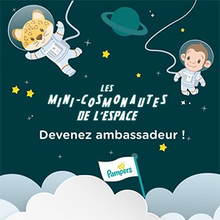 Test Pampers : Couches Baby Dry et Pants gratuites