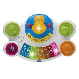 Soldes jouet d'éveil Chicco : DJ Mix Piano à 14,99€ (-58%)