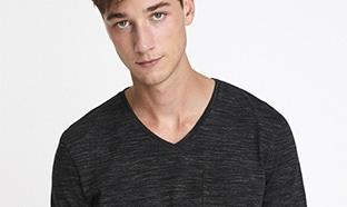 Bon plan Soldes Celio : 3 t-shirts hommes pour 15€