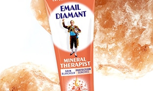 Test Email Diamant : dentifrices Mineral Therapist gratuits