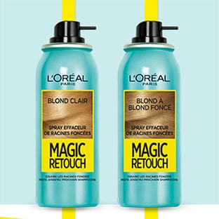 Test L'Oréal : Spray Magic Retouch Dark Rebout gratuits