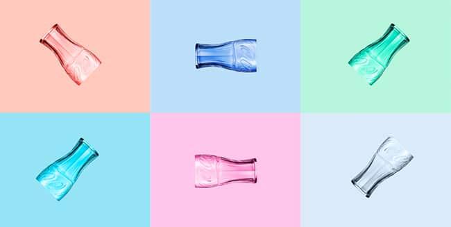 verre Coca-Cola 2020 chez Mcdo