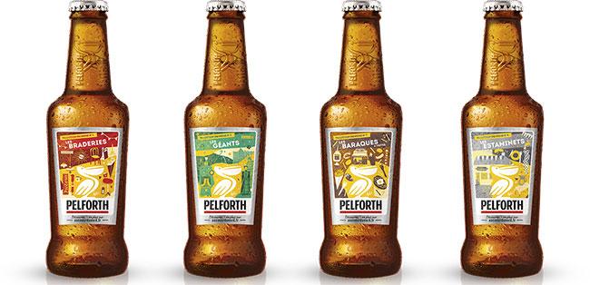 bières Pelforth Au cœur du Nord