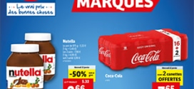 Catalogue Lidl A vos marques