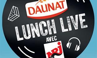 Jeu Daunat & NRJ : places de concerts à gagner
