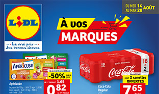 Catalogue Lidl Marques
