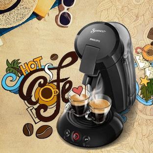 Machine à café Senseo gratuite pour l'achat de dosettes
