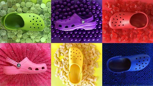 Sabots Crocs à petit prix sur Amazon