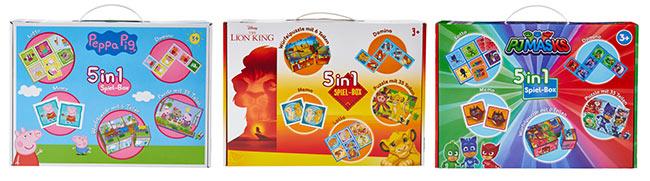 Modèles de valisette de jouets à petit prix chez Aldi