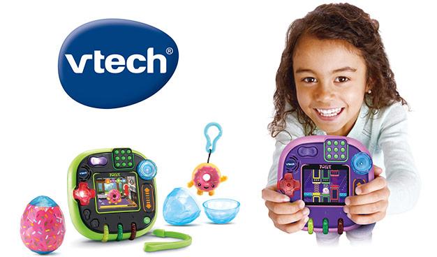 testez gratuitement la console RockIt Twist de VTech