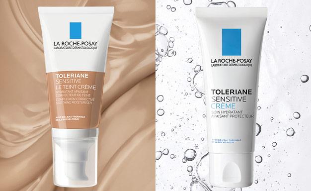 Tentez de tester gratuitement les soins Toleriane Sensitive de La Roche-Posay