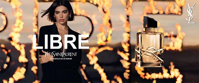 Recevez gratuitement une dose d'essai de Libre by Yves Saint Laurent
