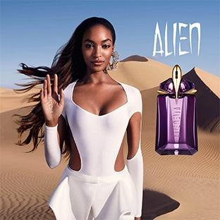Échantillon gratuit du parfum Alien de Mugler
