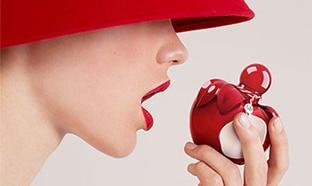 Échantillons gratuits du parfum Nina Rouge de Nina Ricci