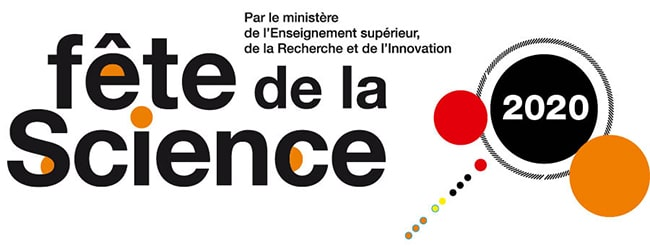 Fête de la science 2020