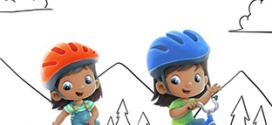 Hourra Héros : Livre de coloriage enfant «frère & sœur» gratuit
