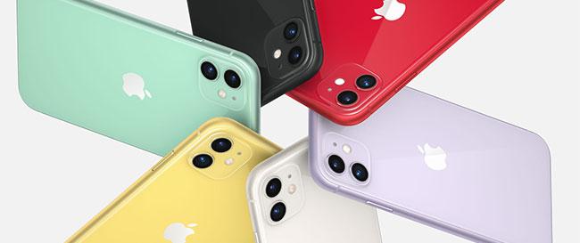 Tentez de gagner un iPhone 11 Apple avec Logic Immo