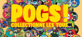 Jouet Happy Meal McDo : 200 Pogs à collectionner