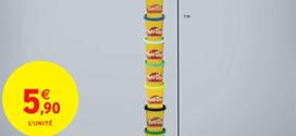 Promo Intermarché : 1 mètre de pâte à modeler Play Doh pas chère