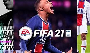 Précommande FIFA 21 sur PS4, XBOX et Switch : Jeu moins cher