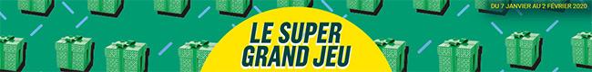 SuperGrand Jeu de Leclerc
