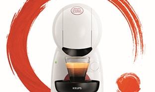 Test Dolce Gusto : 100 machines à café Piccolo XS gratuites