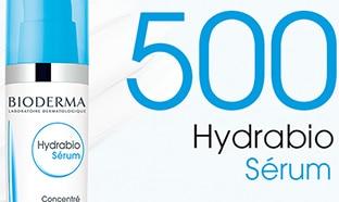 Sérums hydratants Hydrabio Bioderma gratuits
