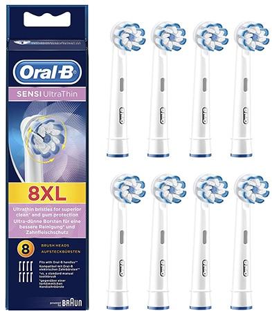 Brossettes Oral-B pas chères sur Amazon