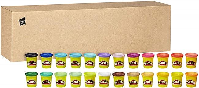 Bon plan super pack de pâtes à modeler Play-Doh