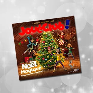 Catalogue JouéClub Noël 2020 gratuit : Recevez-le gratuitement
