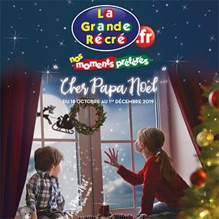 Catalogue jouets de Noël La Grande Récré 2019 et promos