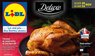 Catalogue Lidl Deluxe 2 du 20 au 26 novembre 2019