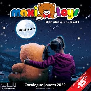 Catalogue Maxi Toys Noël 2020 gratuit
