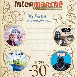 Catalogue jouets Noël Intermarché 2020