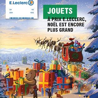 Catalogue Leclerc Noël 2020 : Promos sur les jouets