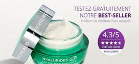 Échantillons gratuits du soin Hyalurides LP de Dr Pierre Ricaud