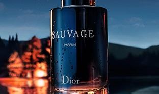 Échantillons gratuits du nouveau parfum Dior Sauvage