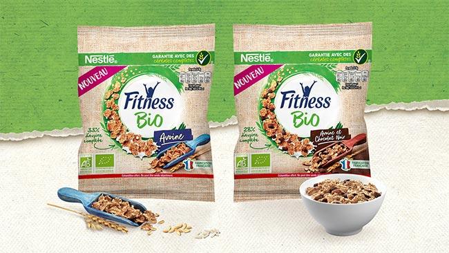 Testez gratuitement les céréales Fitness Bio de Nestlé