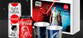 Instants Plaisir Box dégustation : coffret Star Wars Coca-Cola