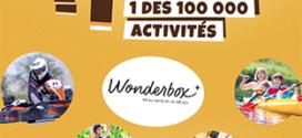 Jeu Complètement Barré avec achat : 100'000 activités à gagner sur www.completementbarre.fr